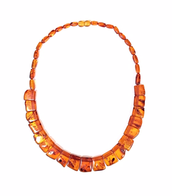 Baltic Amber Cleopatra Necklace