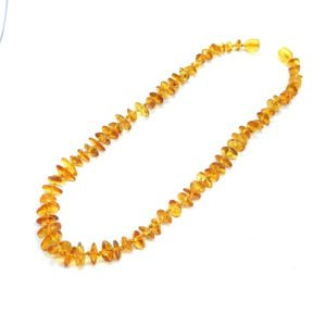 Genuine Baltic Amber Necklace for Kids