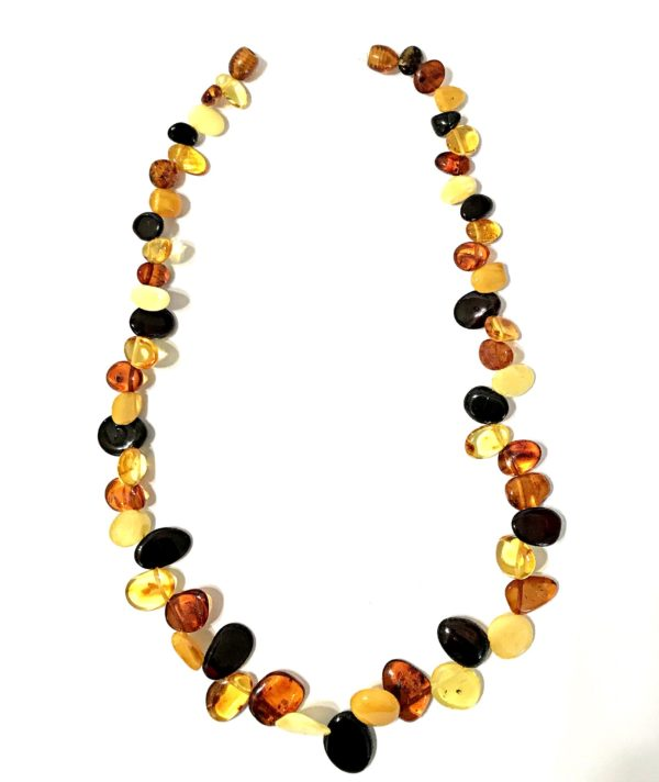 Baltic amber jewelry.